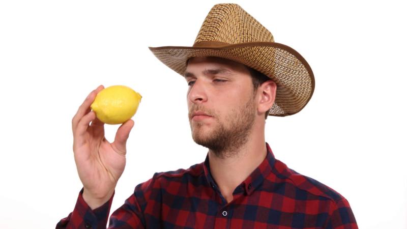 Не стоит злоупотреблять лимоном