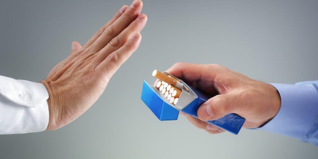 Даже после отказа от курения, процесс восстановления может занять продолжительное время