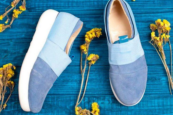 Обувь при пяточной шпоре