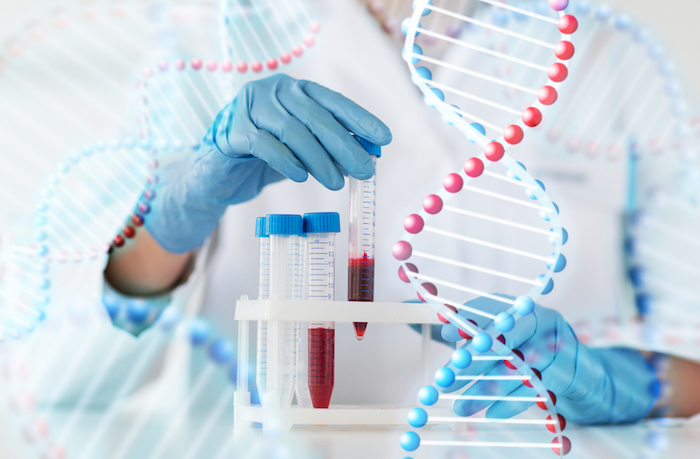 генно молекулярный тест