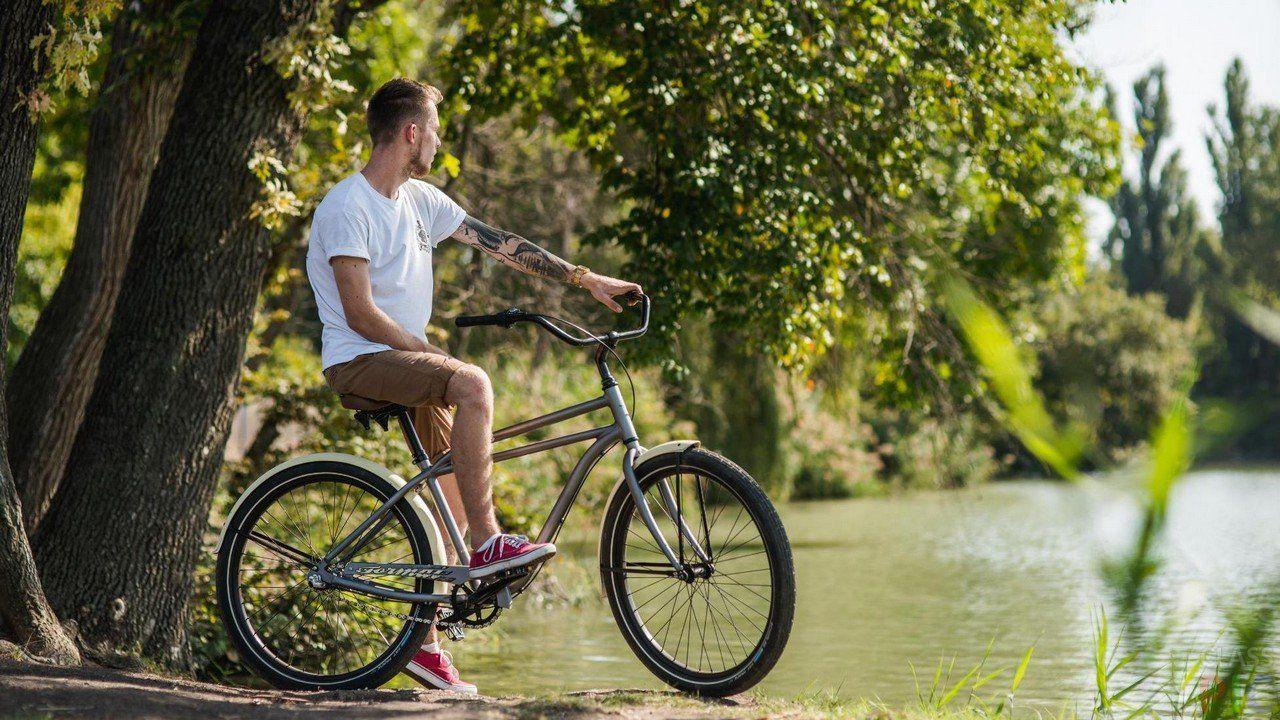 Велосипед поможет повысить тестостерон содержимое в организме