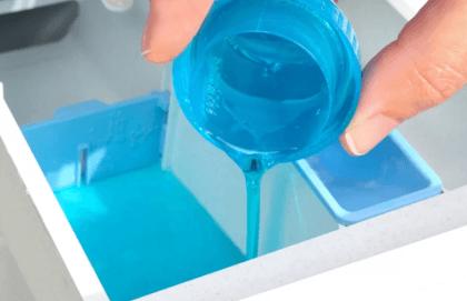 Дозировка моющего средства