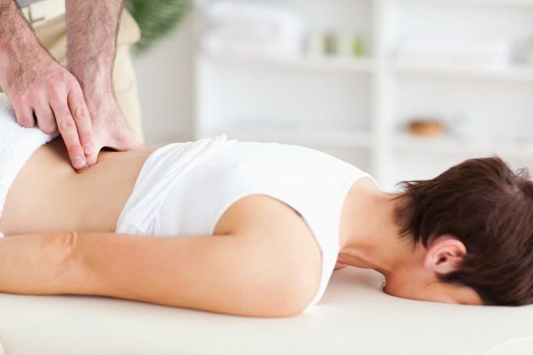 Боль в пояснице лечение массажем