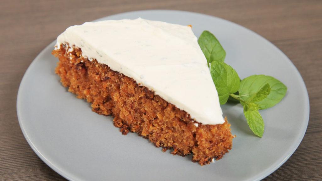 Пирог с морковью – любимое лакомство детей и взрослых