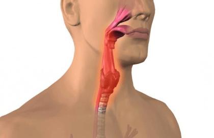 Ожоги слизистой рта и пищевода