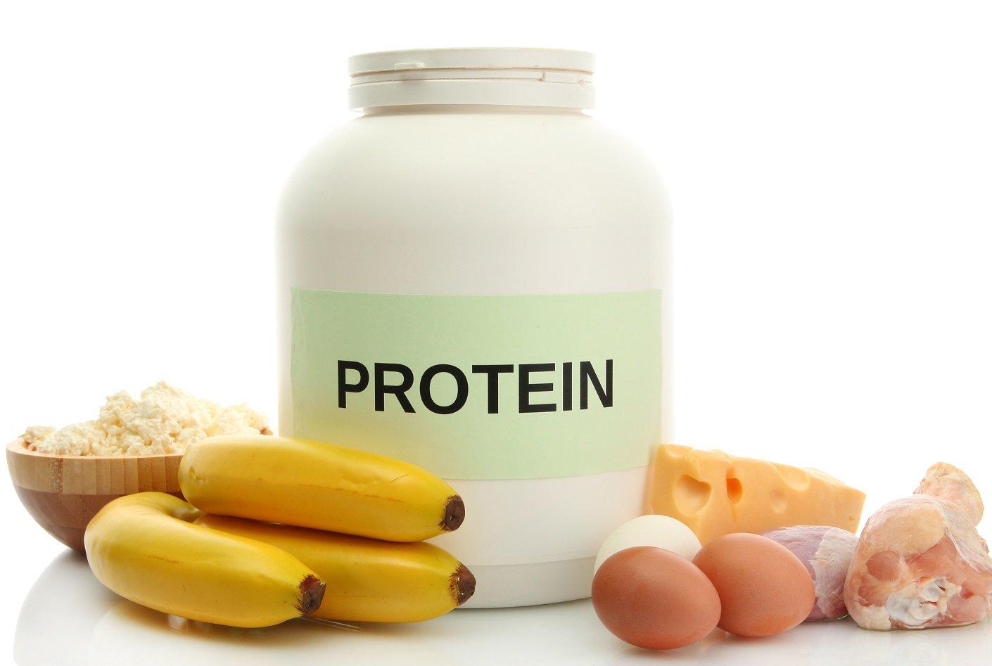 Основную массу в составе протеина занимают белки