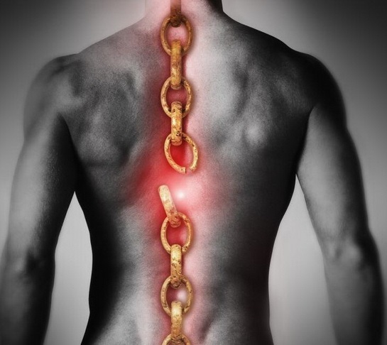 Боль в позвоночнике: острая, колющая, пульсирующая и тянущая