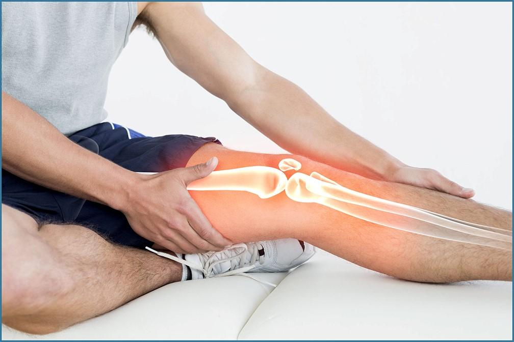 Причины боли в колене