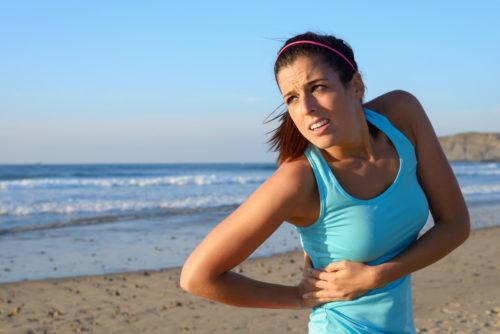 Приступ желчнокаменной болезни