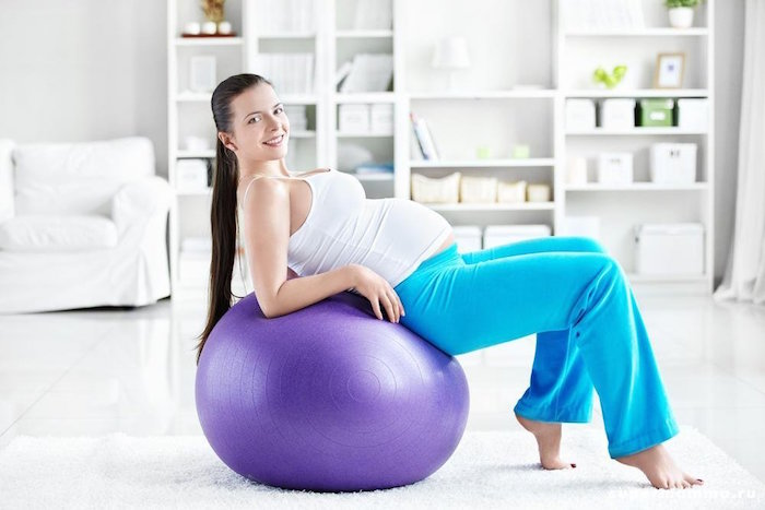 гимнастика при беременности