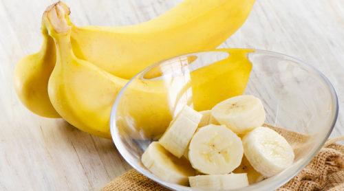 Банан восстановит калий после отравления