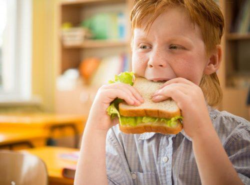 Чувство голода причины у ребенка