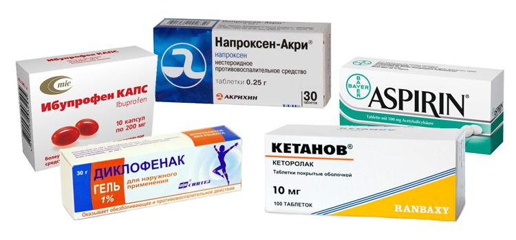 НПВП для лечения остеохондроза