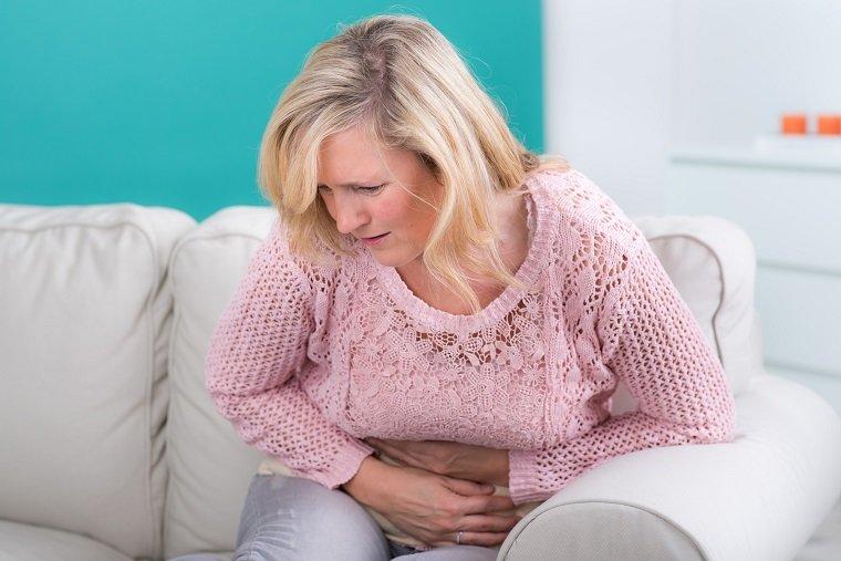 Болевые симптомы острого живота у женщин