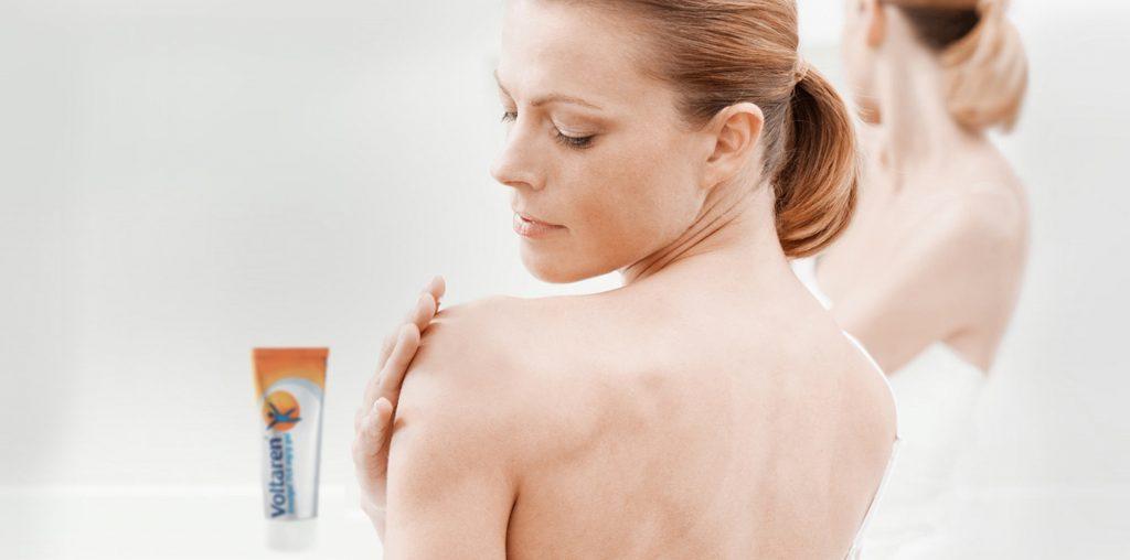 Мазь для лечения плечевого сустава
