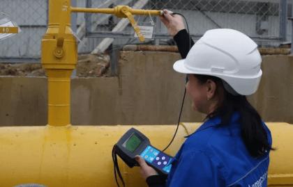 Контроль газового оборудования