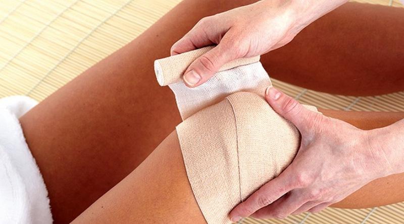 Обезболивающий компресс для суставов