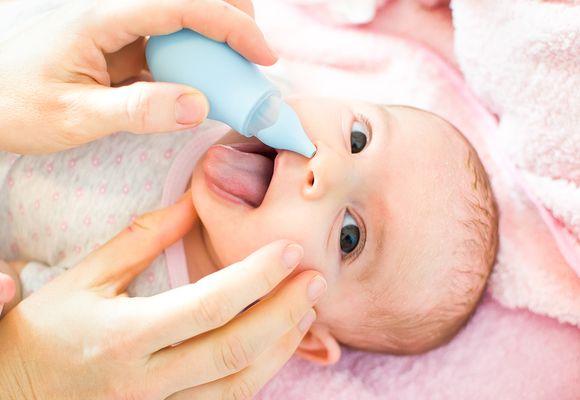 Капли в нос от насморка для детей до 1 года, грудничков и новорожденных