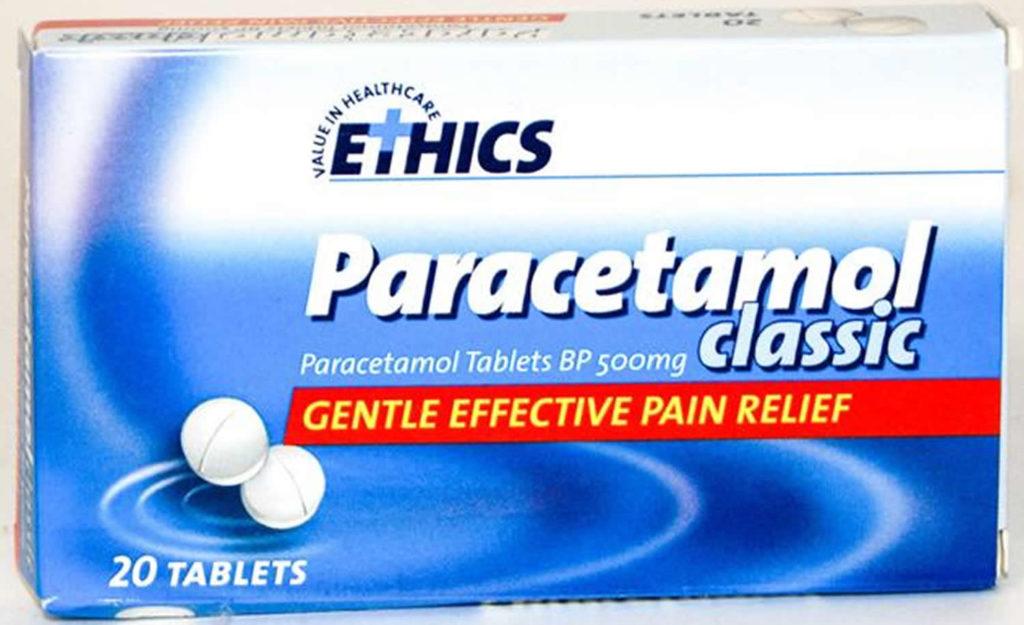 Передозировка «Парацетамолом» может иметь тяжелые последствия