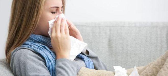 Что делать, если от насморка болит нос?