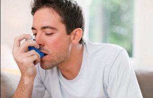 Долгит при астме