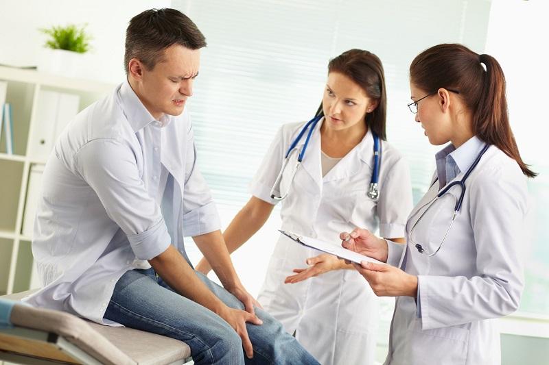 Хруст суставов это повод обратиться к врачу