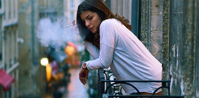 Курения женщинами