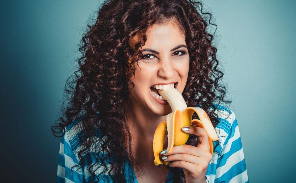 Спелый банан – полезен для здоровья