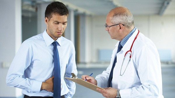 Диагностика болей в желчном пузыре
