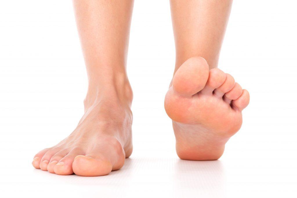 Боль в пальцах на ногах причины