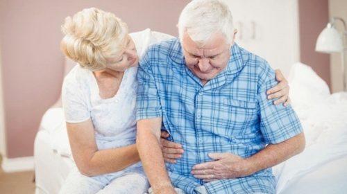 Диспепсические боли – признак желчнокаменной болезни