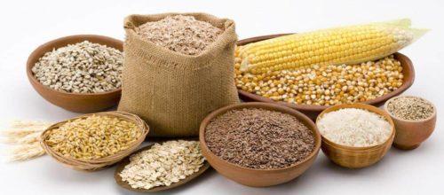 Зерновые продукты, способствующие повышению газообразования