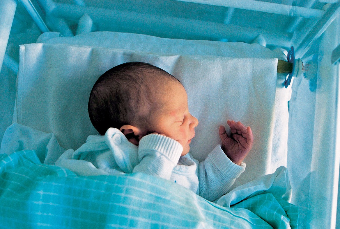 Причины физиологической желтухи у новорожденного