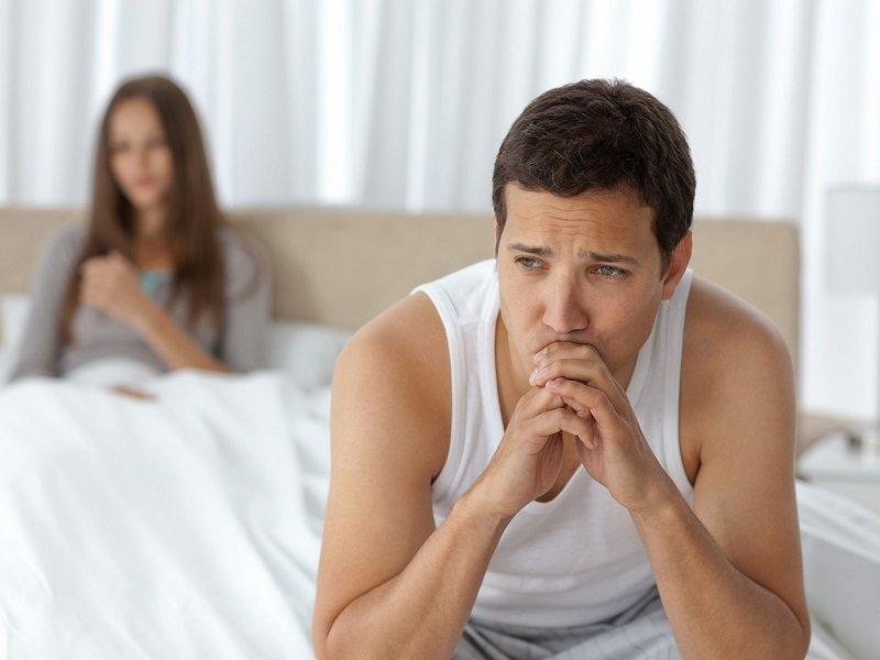 При каждом сексуальном акте существует высокая вероятность инфицирования.