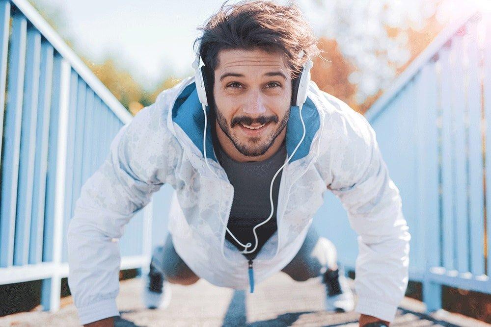 Комплекс упражнений увеличивает кровотока в паховую область