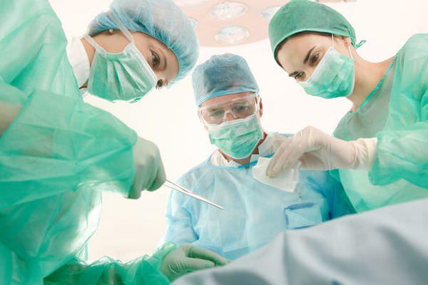 Контрактура кисти руки, операция