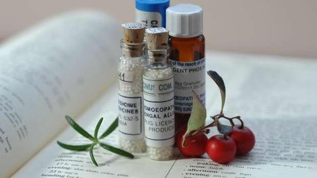 лекарства во флаконах