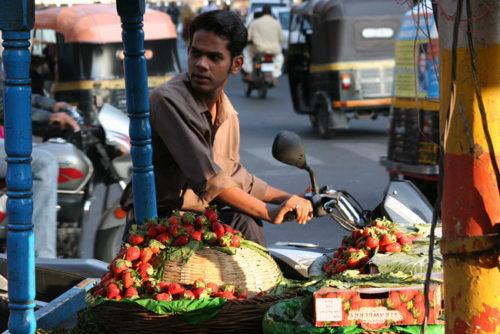 Немытые овощи и фрукты вызывают кишечные расстройства