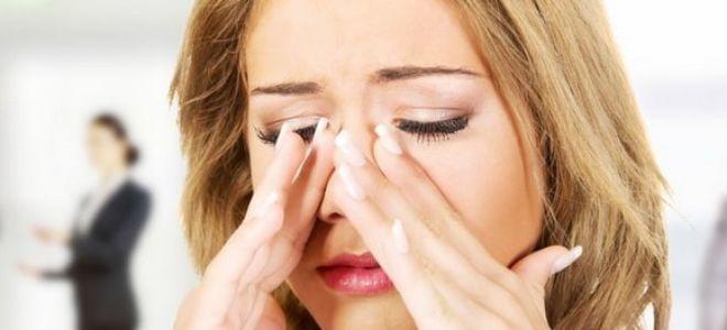 Психологические причины появления гайморита