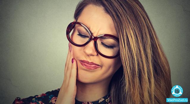 Зуд после удаления зубов