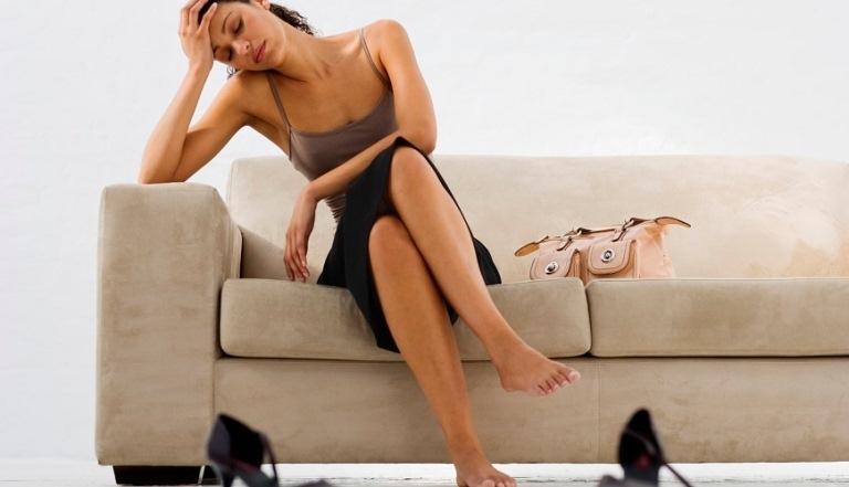 Протрузия межпозвонковых дисков поясничного отдела, симптомы
