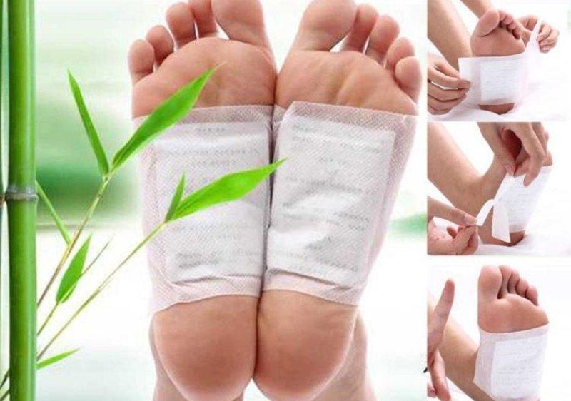 Пластырь выведет токсины и улучшит самочувствие