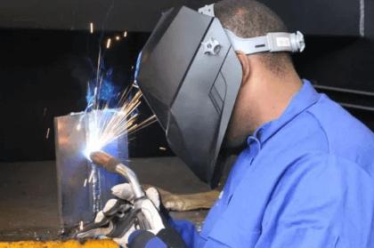 Выделение озона при сварке на производстве