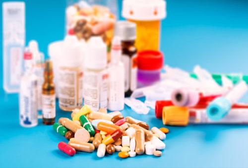 Противомикробные препараты при дисбактериозе кишечника