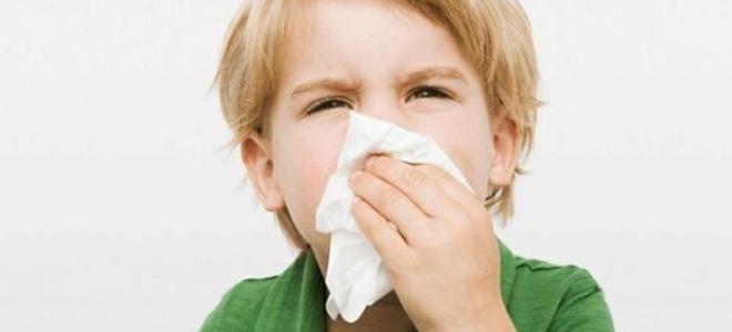 Причины и методы лечения вазомоторного ринита у детей