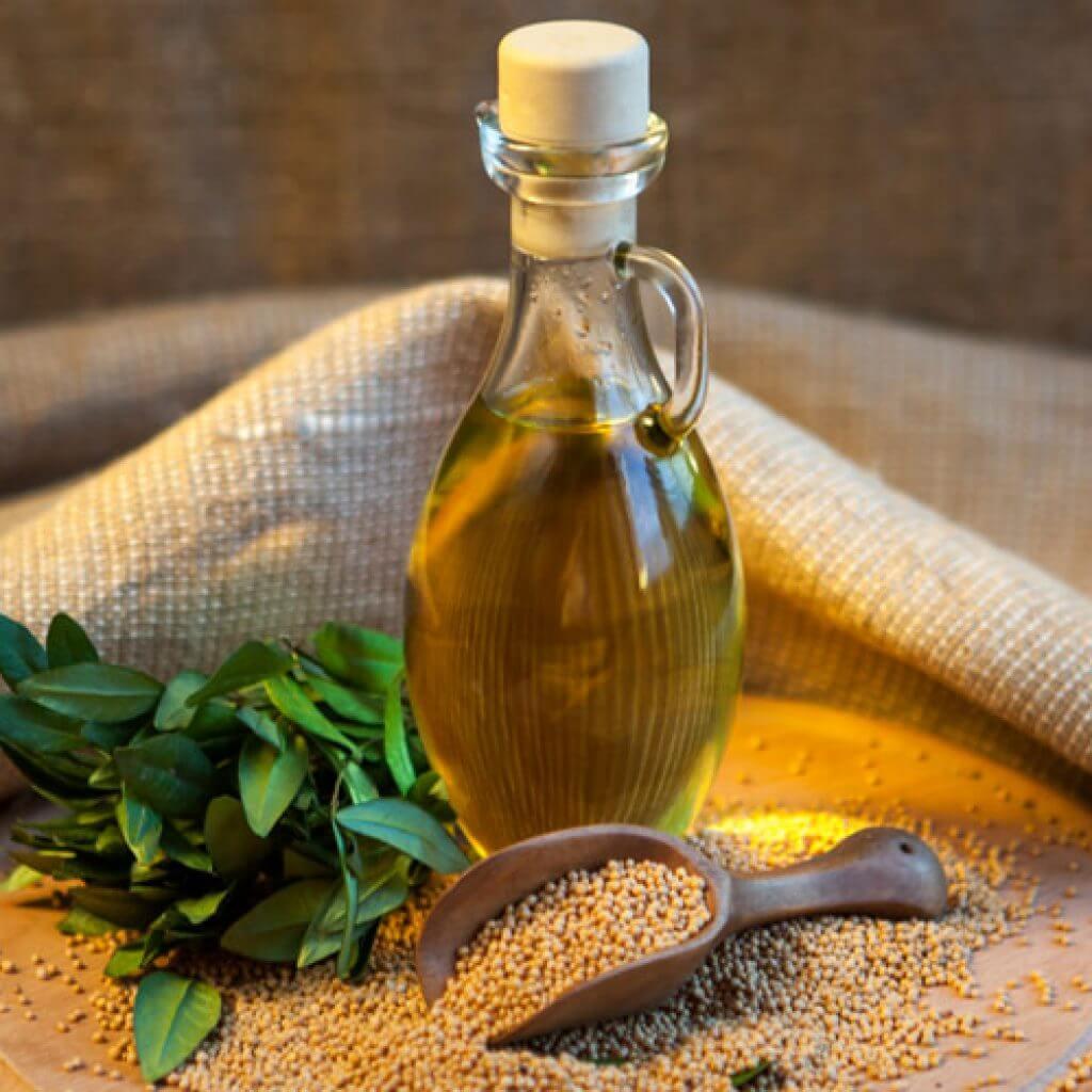 Горчичное масло при артрите
