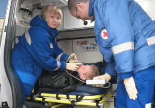 Оказание врачебной помощи