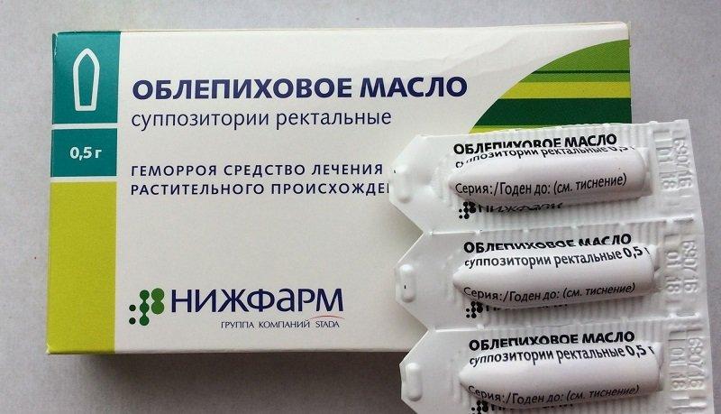 Облепиховые свечи от простатита отзывы врачей может ли при простатите болеть уретра