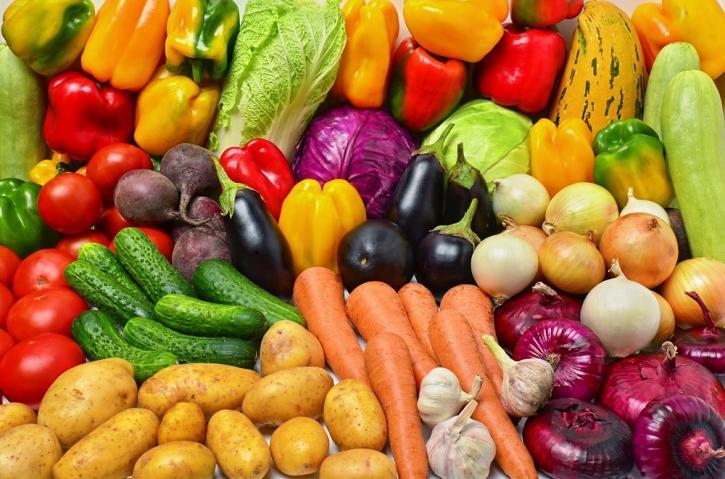 Желчегонные овощи