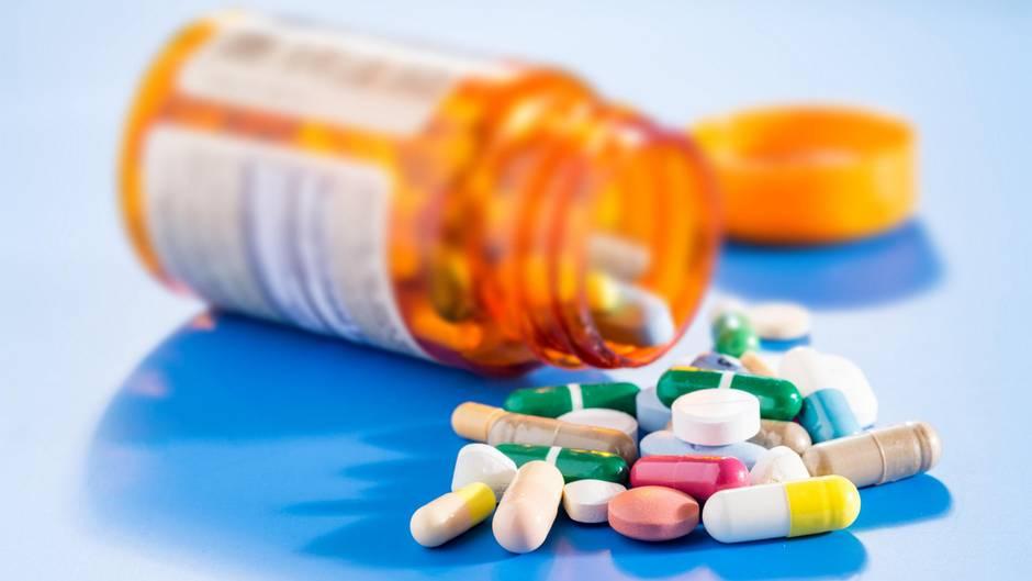 Лечение отека коленного сустава лекарствами